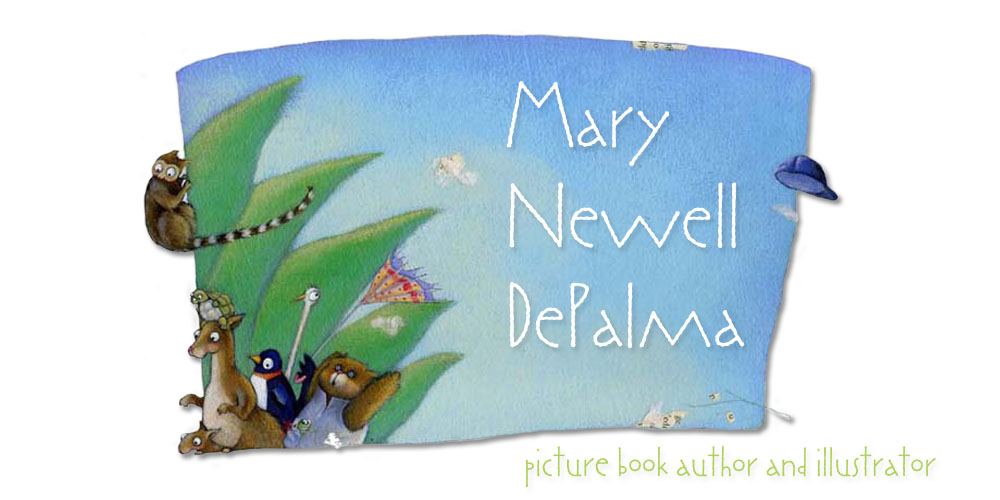 Mary Newell DePalma's Home Page